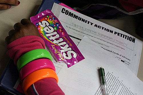 Community Action Petition